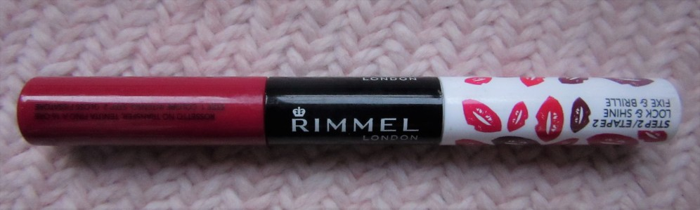 Rimmel provacalips 420 berry seductive
