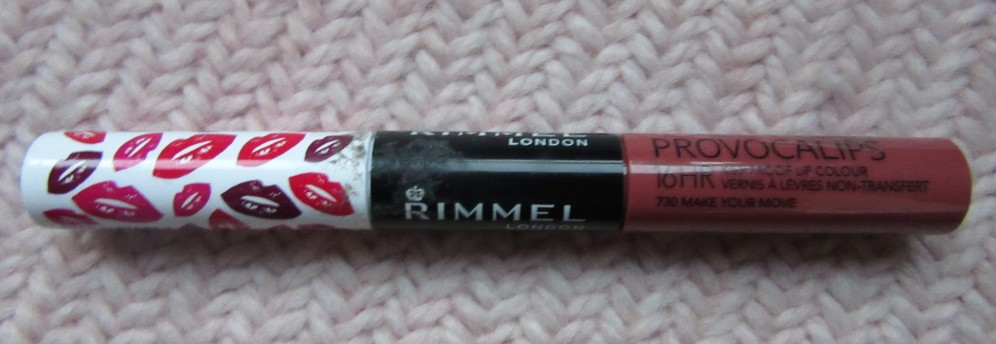 Rimmel provacalips 730 make your move