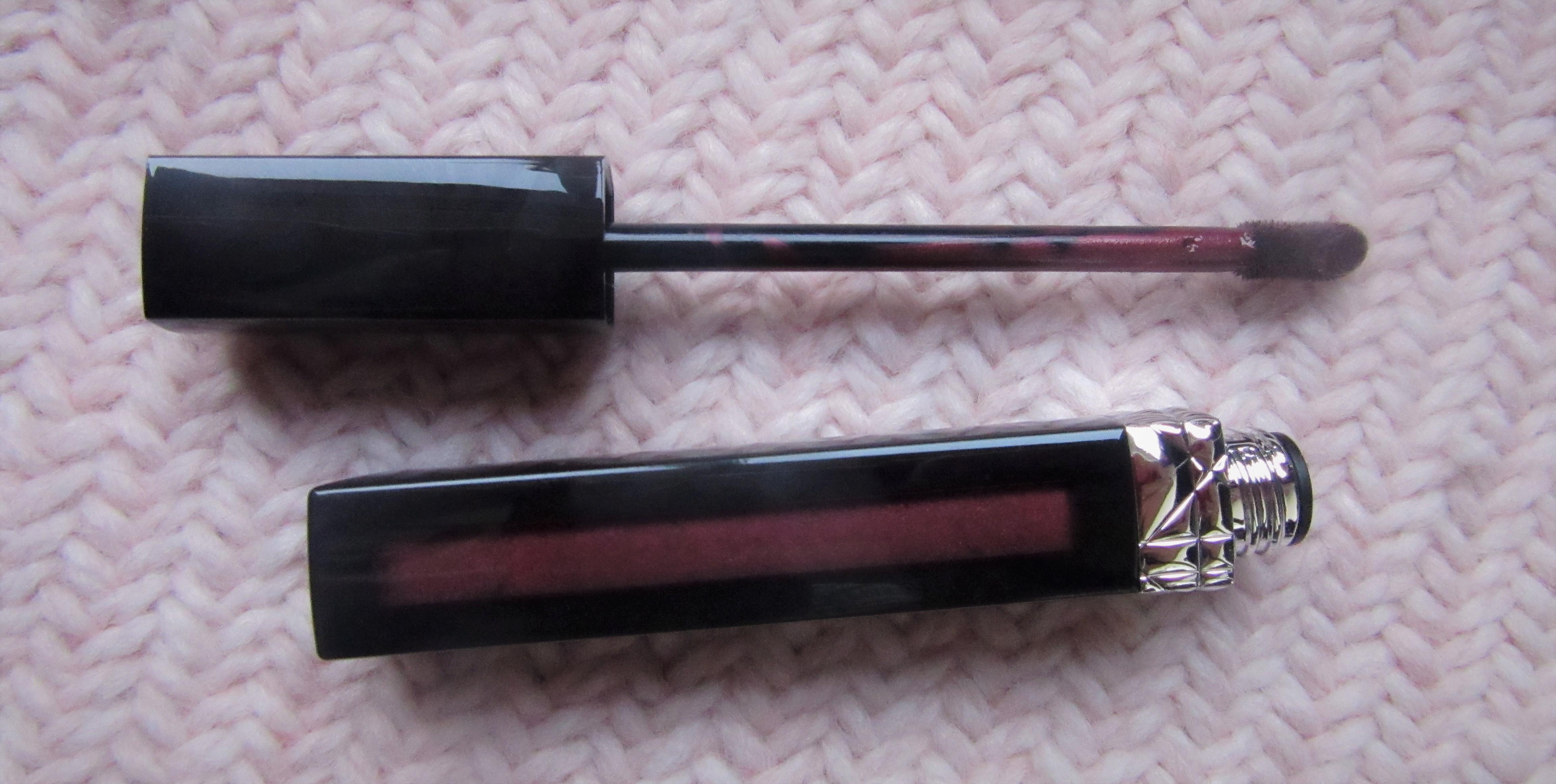 Dior liquid rouge 979 poison metal applicator