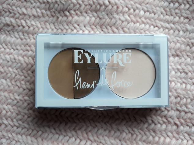 Fleur the force eyelove brow pallet 2