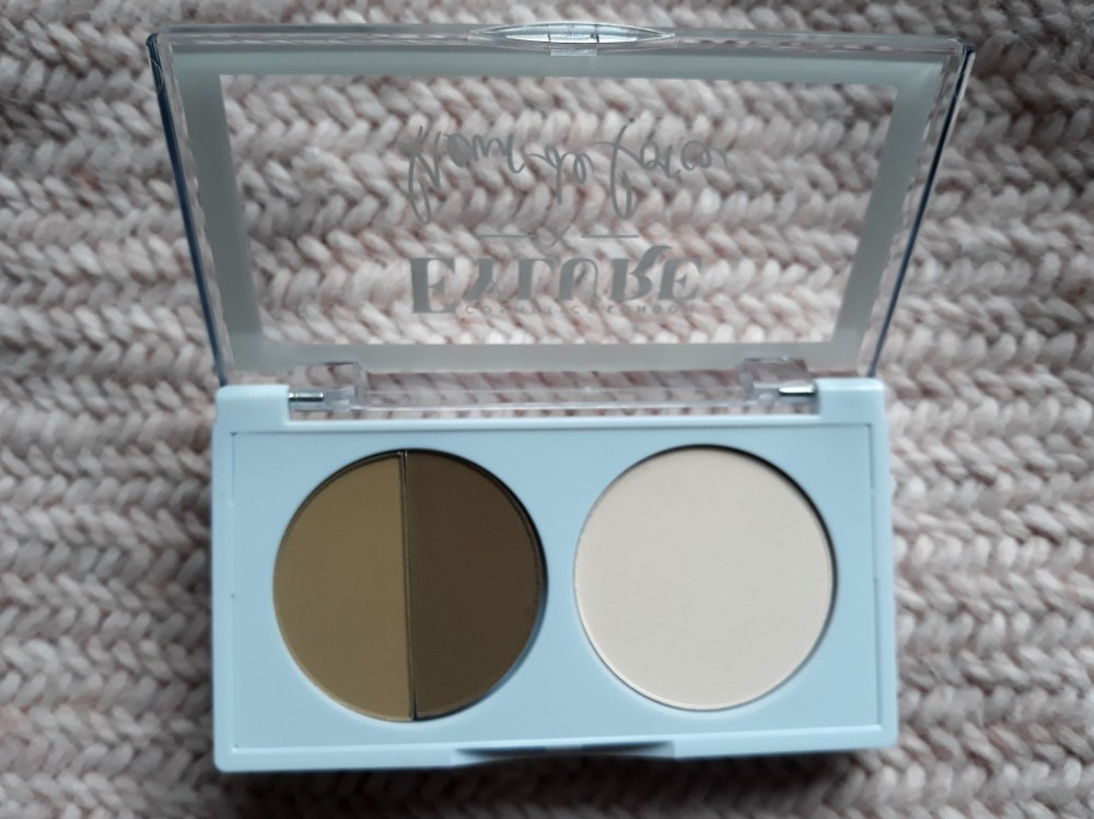 Fleur the force eyelove brow pallet 3
