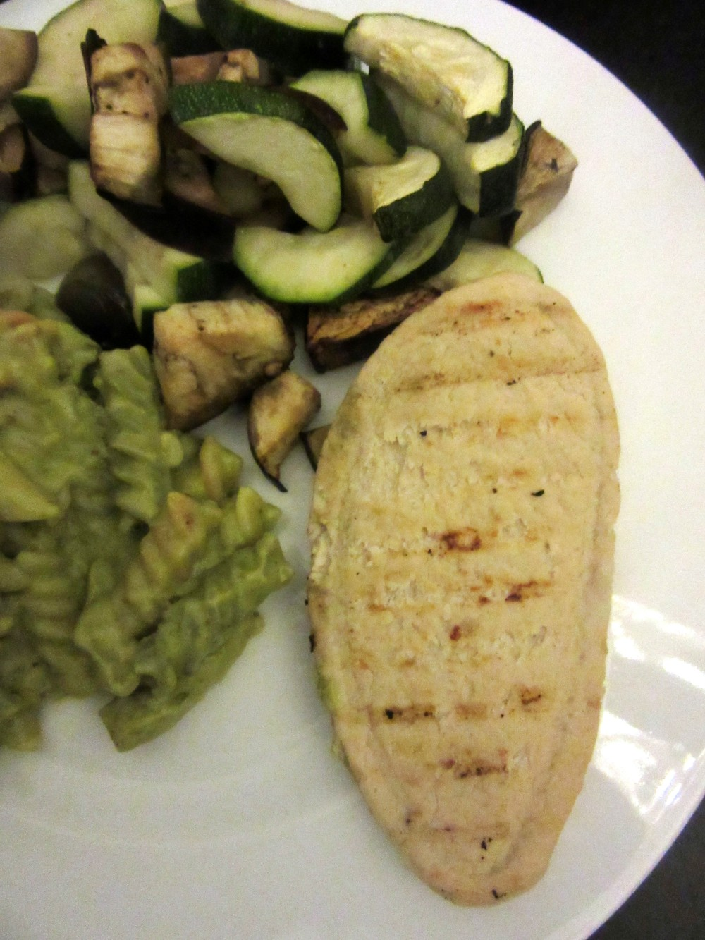 Quorn vegan fillet grilled.2