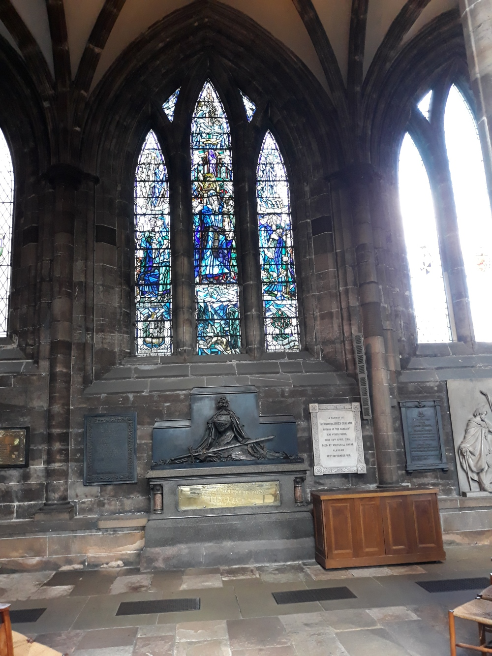 Glasgow cathedral (2)