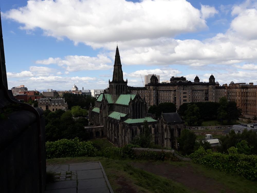 Glasgow necropolis 1