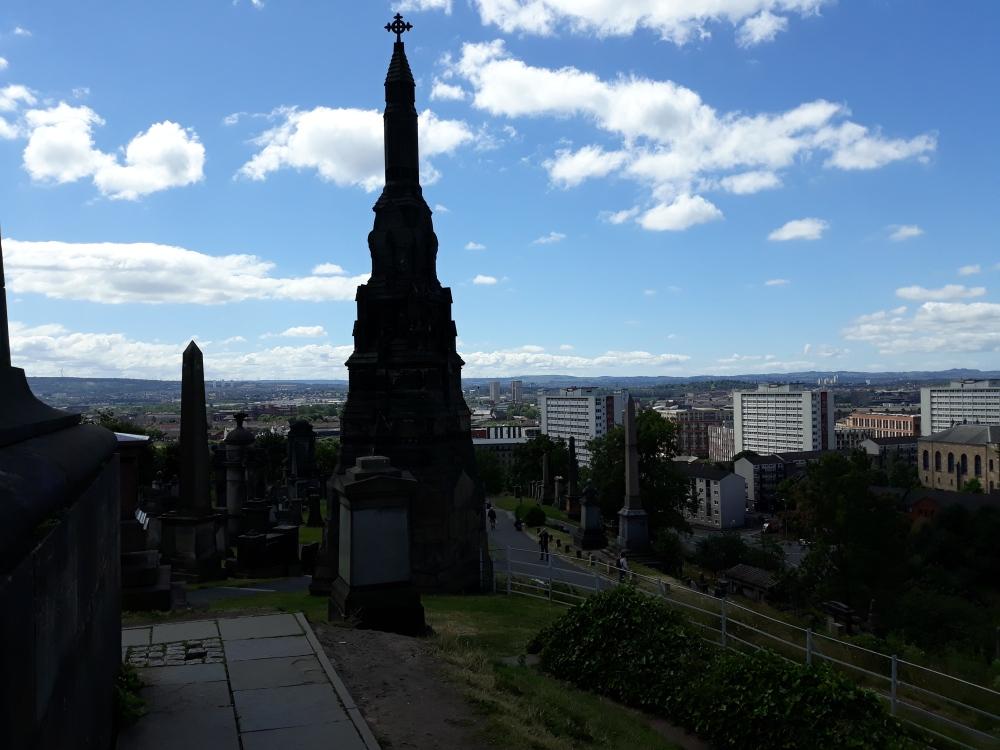 Glasgow necropolis 2