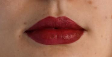 Lips YSL matte tatouage stain 8