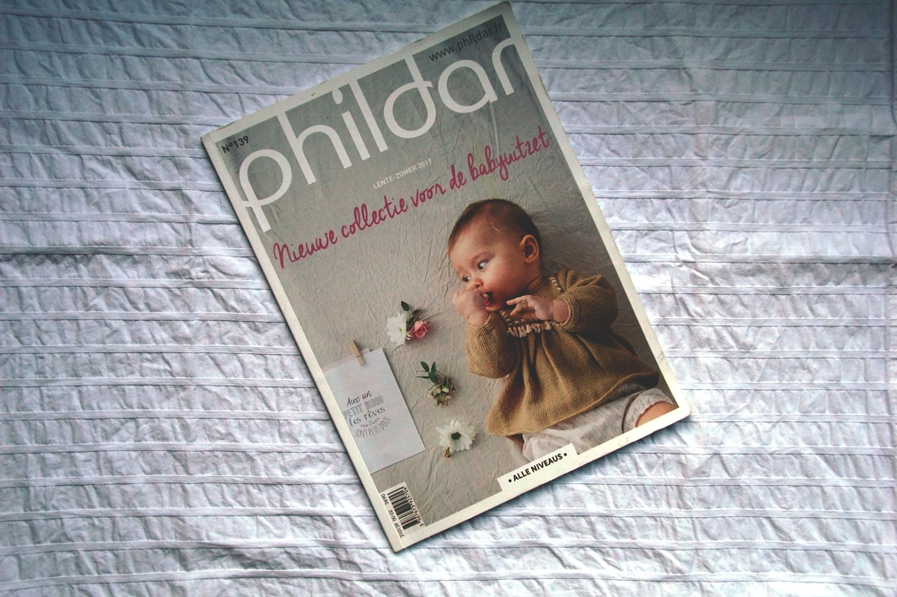 Phildar knitting book no 139.2