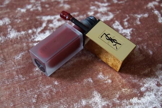 YSL lip tatouage couture matte stain 8 applicator